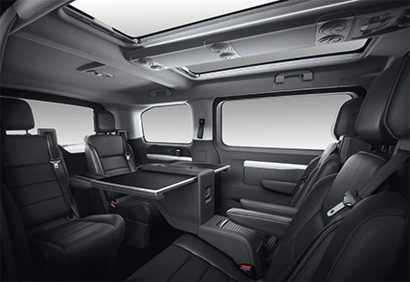 der peugeot traveller business by peugeot. Black Bedroom Furniture Sets. Home Design Ideas