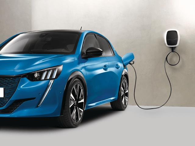 PEUGEOT – Zubehör für Elektrofahrzeuge