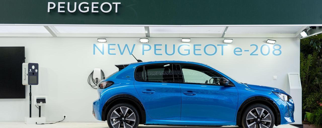 Elektroauto-PEUGEOT-e-208
