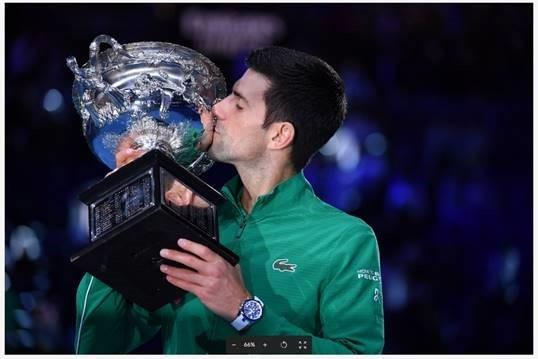 PEUGEOT Markenbotschafter – Novak Djokovic