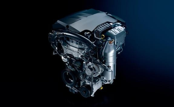 PEUGEOT-208-Effizienz-Motorisierung-PureTech-Benzinmotor