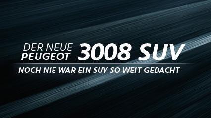 PEUGEOT 3008 SUV