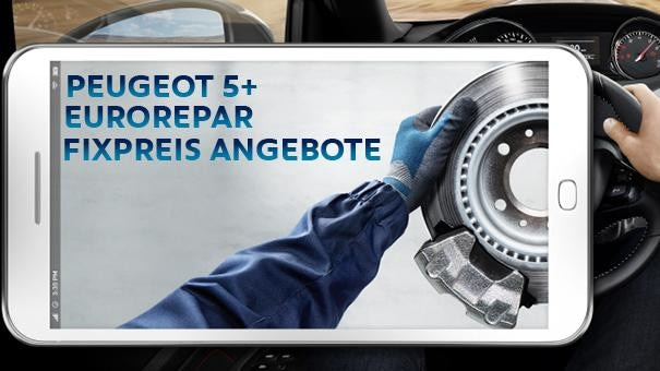 Peugeot 5+ ERP Angebote