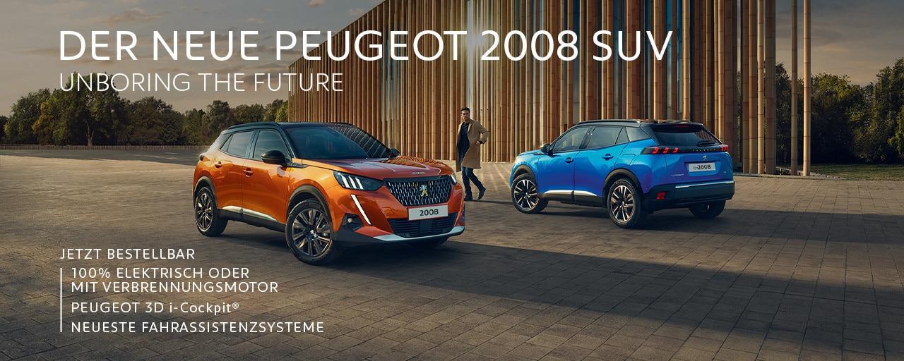 Peugeot Österreich | Fahrzeughersteller | Motion & Emotion