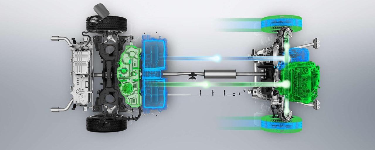 PEUGEOT Plug-In Hybride – Batterie