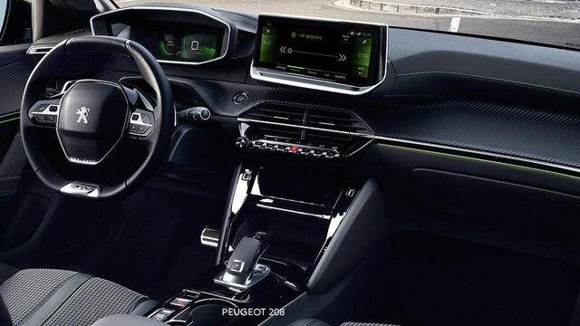NEUER PEUGEOT208 – DAS NEUE PEUGEOT 3D i-Cockpit®