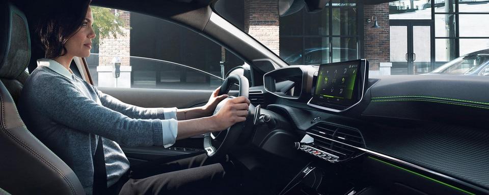 Der neue City SUV PEUGEOT 2008 3D i-Cockpit®