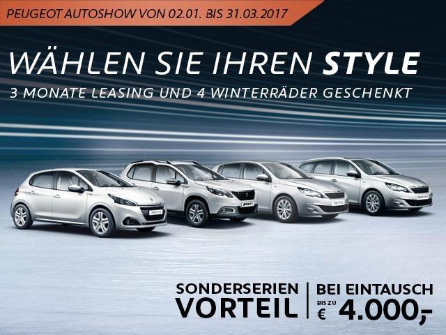 Peugeot Autoshow
