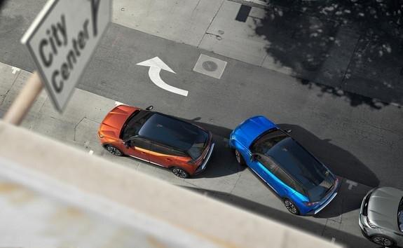 Der neue City-SUV PEUGEOT 2008 – Einparkhilfe
