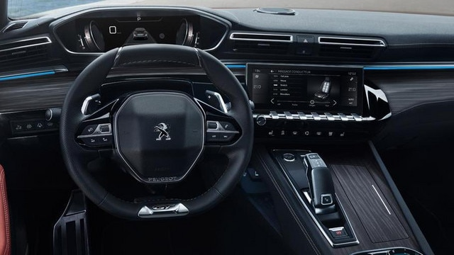 Neuer-Kombi-PEUGEOT-508-SW-First-Edition-PEUGEOT-i-Cockpit-sportliches-Lenkrad