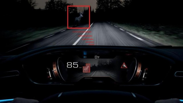Neuer-Kombi-PEUGEOT-508-SW-First-Edition-Night-Vision-Nachtsichtsystem