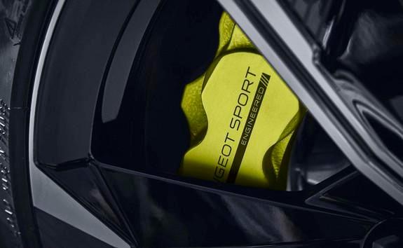 Neuer PEUGEOT 508 PSE HYBRID4 – Plug-In Hybridtechnologie