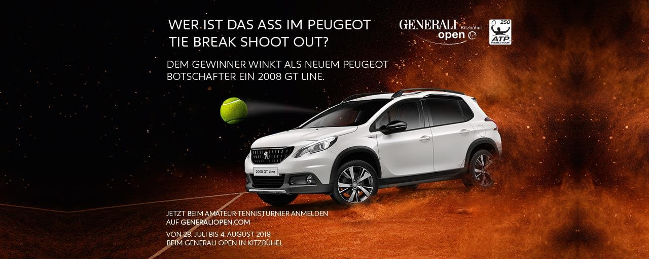 PEUGEOT TIE BREAK SHOOT OUT