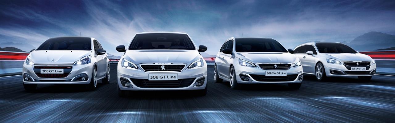 Peugeot GT Line