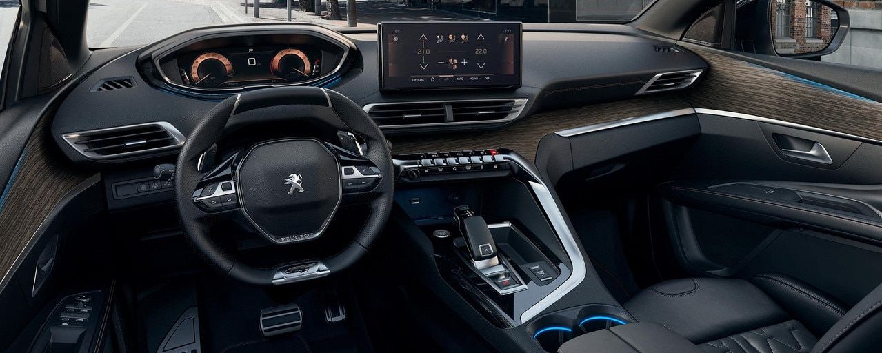 Neuer SUV PEUGEOT 5008 – Modernes PEUGEOT i-Cockpit®