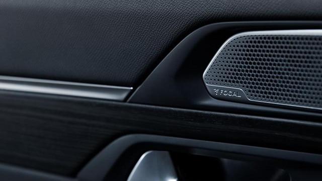 Neue PEUGEOT 508 GT Limousine, Hi-Fi-Premium-Audiosystem FOCAL®