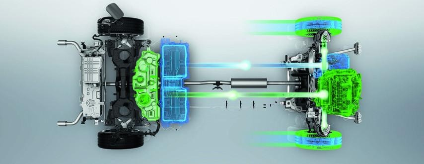 PEUGEOT 508 HYBRID4 Lithium-Ionen Batterie