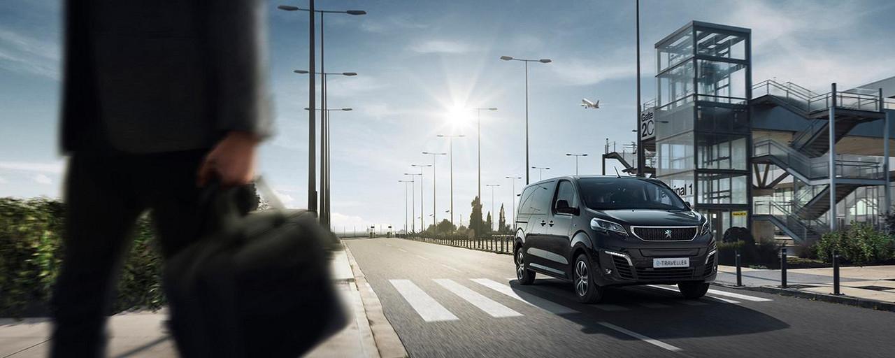 PEUGEOT e-Traveller Business – Kleinbus mit Elektromotor – Design